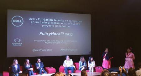 Dell PolicyHack, impulsa a los jóvenes mexicanos a convertirse en empresarios