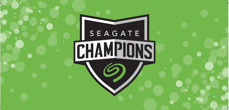 Seagate presenta el nuevo programa Seagate Champions - seagate-champions