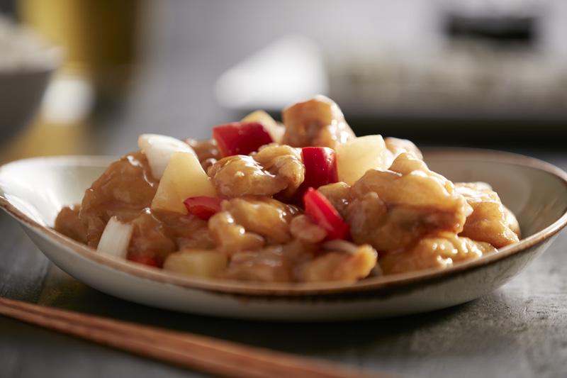 El significado del Año Nuevo Chino y sus tradiciones culinarias - sweet-and-sour-pork-craveable