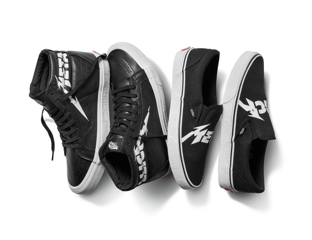 Vans y Metallica en una nueva colaboración exclusiva - vans-x-metallica_1