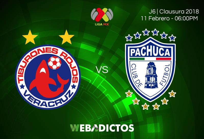 Veracruz vs Pachuca, Jornada 6 del Clausura 2018 | Resultado: 0-1 - veracruz-vs-pachuca-clausura-2018-j6