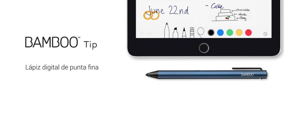 Wacom presenta su nuevo lápiz digital de punta fina: Bamboo Tip - wacom-bamboo-tip