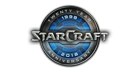 ¡20 Aniversario StarCraft! recibe artículos exclusivos en cada Juego de Blizzard