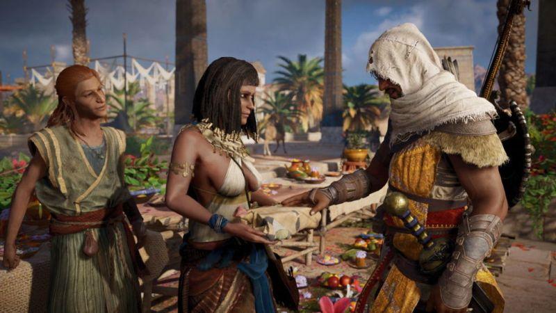 """Nueva expansión para Assassin's CreedOrigins: """"La Maldición de los Faraones"""" - assassins-creed-origins-ubisoft-800x450"""