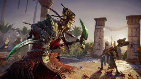 """Nueva expansión para Assassin's CreedOrigins: """"La Maldición de los Faraones"""""""