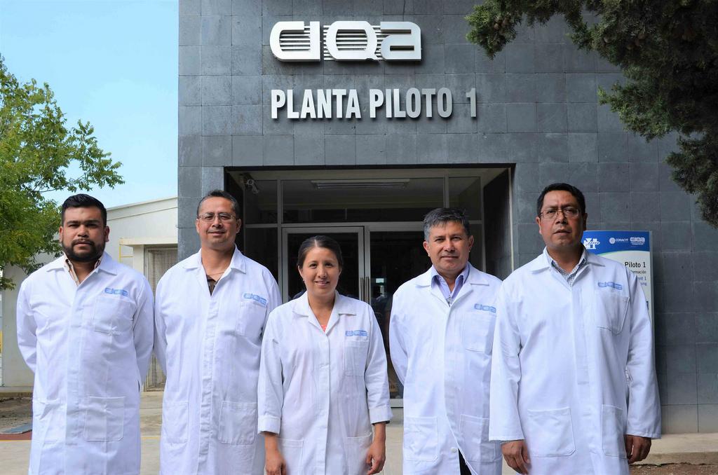 Crean investigadores mexicanos hilo y tela que mata bacterias - centrode-investigacion-en-quimica-aplicada-ciqa