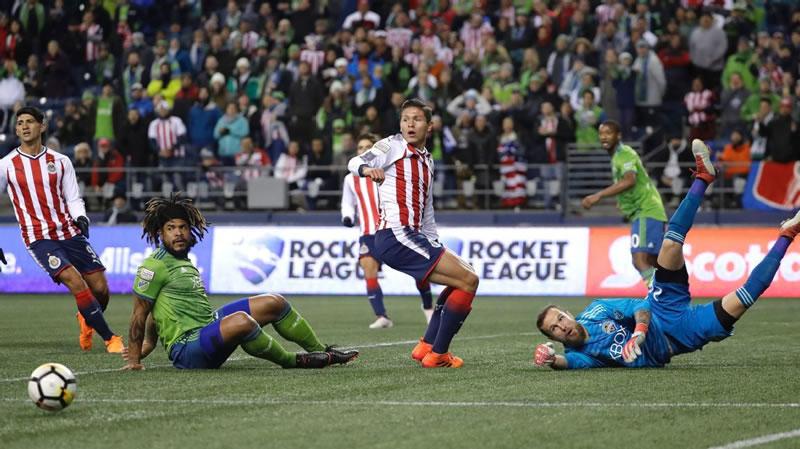 chivas vs seattle concachampions 2018 Chivas vs Seattle: Horario y cómo ver el partido en vivo