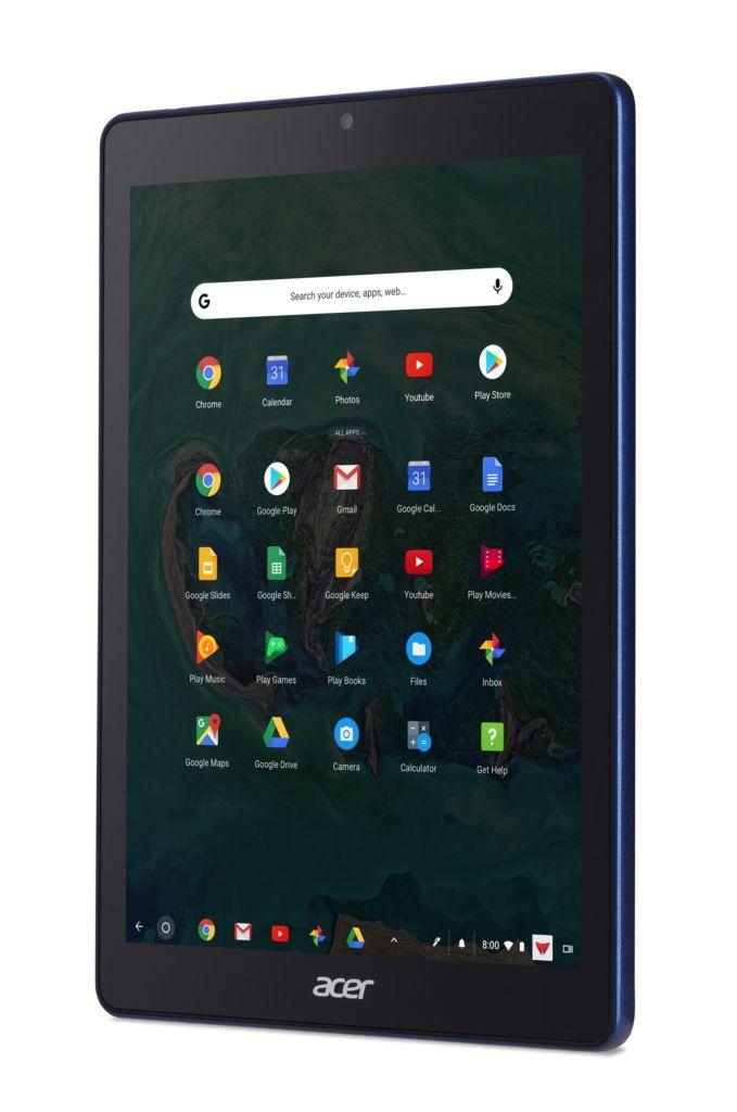 chromebook tab 10 vertical Esta es la primera tablet con Chrome OS y es fabricada por Acer