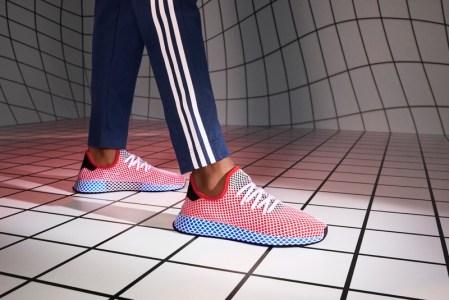 adidas Originals lanza Deerupt: una silueta completamente disruptiva