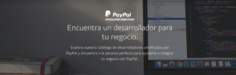 PayPal llega a los dos millones de cuentas activas en México - developer-directory-de-paypal-800x255