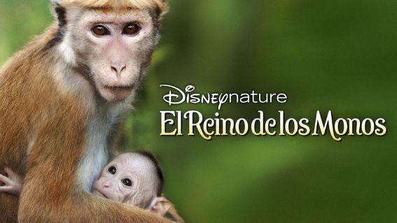 Estrenos para niños en Netflix durante abril 2018 ¡Para disfrutar en vacaciones! - disney-el-reino-de-los-monos-1