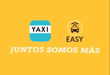 Easy y Yaxi, se fusionan para un cambio total en la movilidad en la CDMX