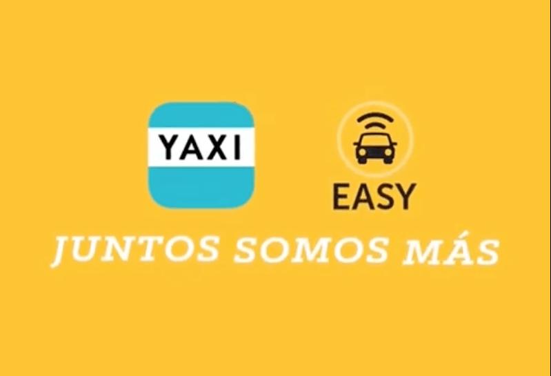 Easy y Yaxi, se fusionan para un cambio total en la movilidad en la CDMX - easy-y-yaxi