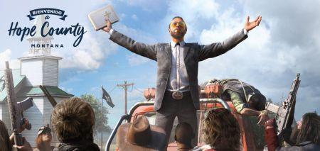 Far Cry 5 ¡Conoce el demencial Hope County, Montana!