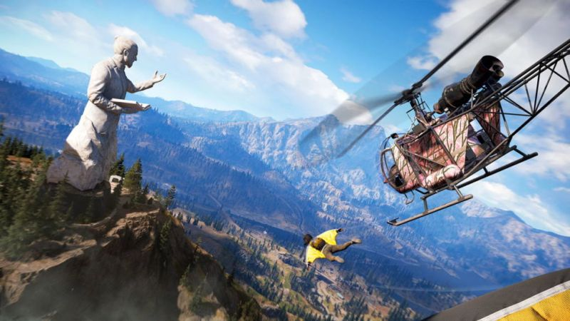 Ubisoft anuncia que Far Cry 5 ¡Ya disponible! - far-cry-5_ubisoft-2-800x450
