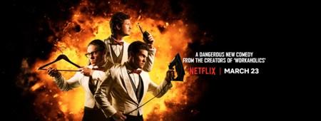 Netflix estrena nuevo tráiler de Game Over, Man!