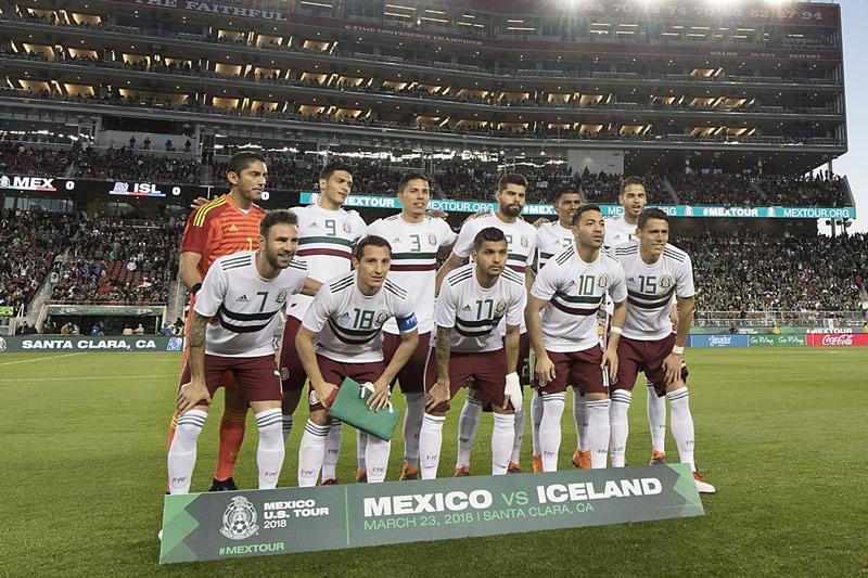A qué hora juega México vs Croacia este 27 de marzo y en qué canal lo pasan - horario-mexico-vs-croacia-27-marzo-2018