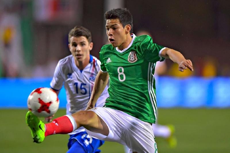 La Selección Mexicana se enfrenta a sus fantasmas ante Islandia