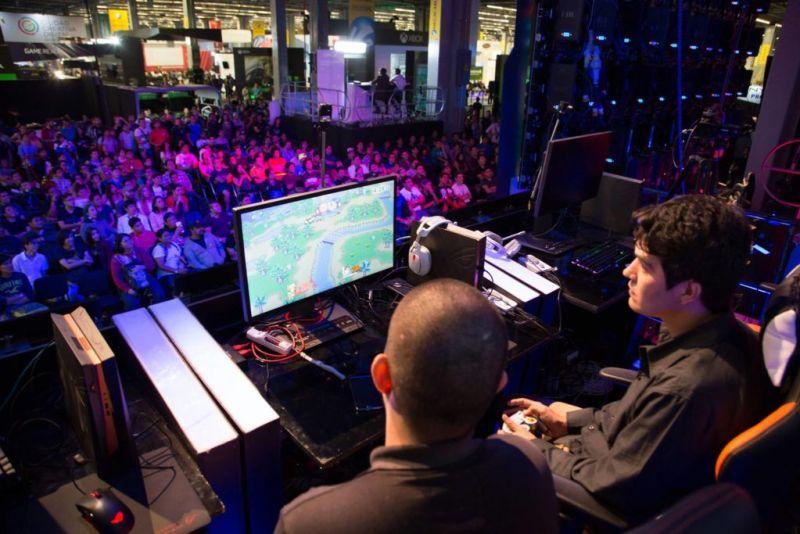 intel gamelta talent land 800x534 Intel Gamelta se presenta en Guadalajara para llevar eSports a Talent Land