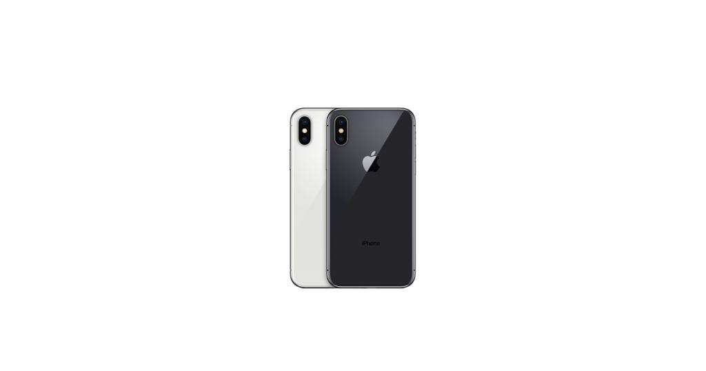 ¿Ahorrando para un iPhone X 2018? Estos serían los precios para cada una de sus versiones - iphone-x-rear