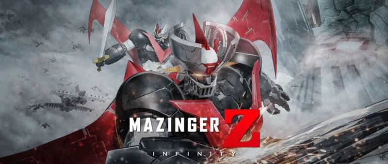 Festival de cine y animación japonesa en exclusiva por Cinépolis - mazinger-z-infinity-800x340