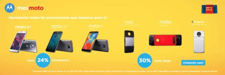 Mes Motorola ¡Conoce sus promociones y descuentos!