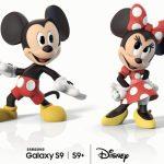 Los personajes de Disney en los nuevos Emojis AR para Samsung Galaxy S9 y S9+
