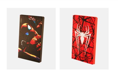 Ginga lanza powerbanks ultra delgadas de Spider-Man