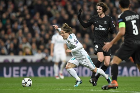 PSG vs Real Madrid, Octavos de Champions 2018 ¡En vivo por internet!