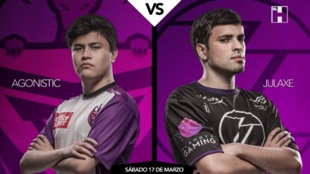 El Heraldo de la semana 8 de la LLN 2018 de League of Legends