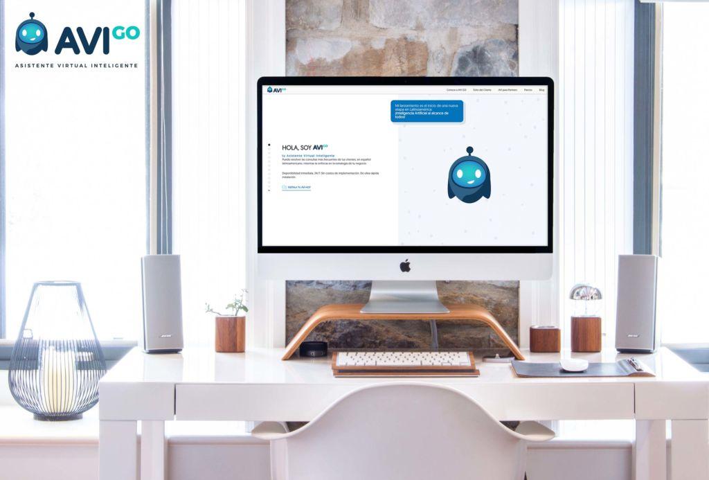 Cognitiva lanza AVI GO, asistente virtual inteligente al alcance de las Pymes - avi-go