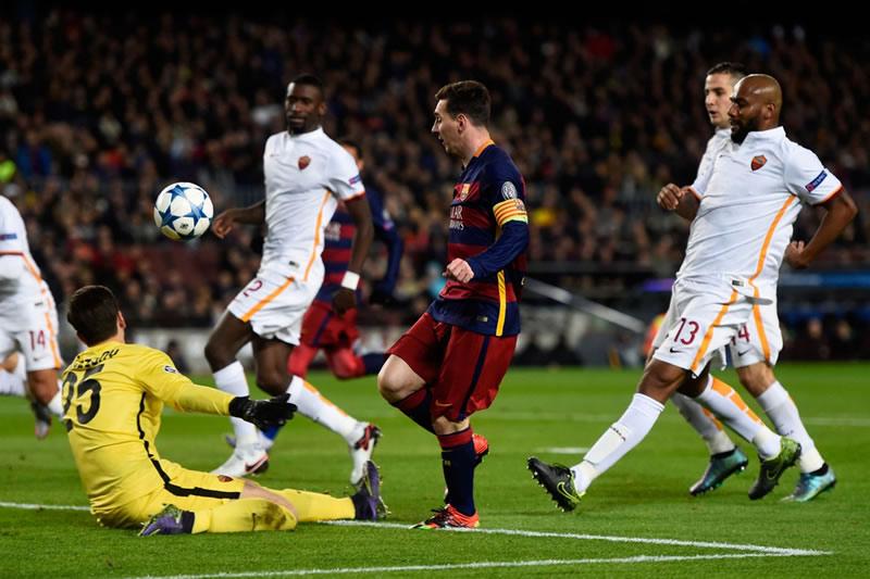 barcelona vs roma champions 2018 Barcelona vs Roma, Cuartos de Champions 2018 | Resultado: 4 1