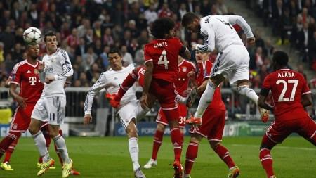 Bayern Munich vs Real Madrid, Semifinal Champions 2018 ¡En vivo por internet!   IDA