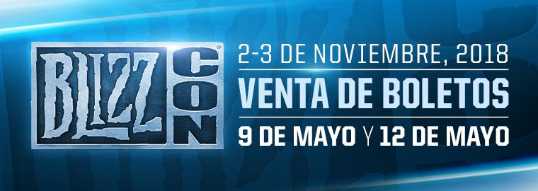 BlizzCon 2018, la celebración épica de juegos y esports de Blizzard - blizzcon-2018