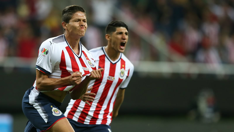 Chivas vs New York Red Bulls, Concachampions 2018 ¡En vivo por internet! - chivas-vs-new-york-red-bulls-concachampions-2018