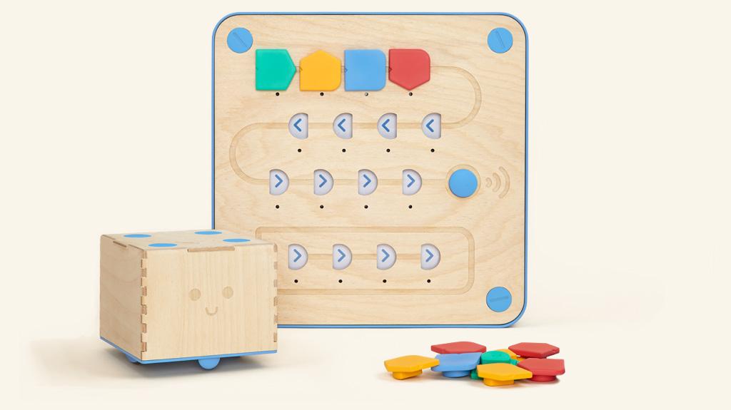 5 juguetes tecnológicos para este día del niño - cubetto