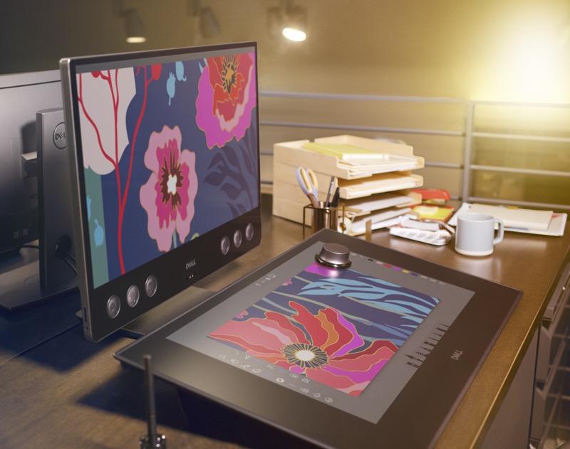Dell Canvas, lo más reciente en innovación y tecnología para diseñadores - dell-canvas_4-800x631