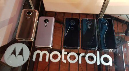 Familia Moto G6 y moto E5 llegan a México ¡Conoce sus características y precios!