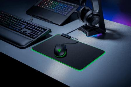 El mouse pad para juegos Goliathus de mayor venta de Razer se integra a Razer Chroma
