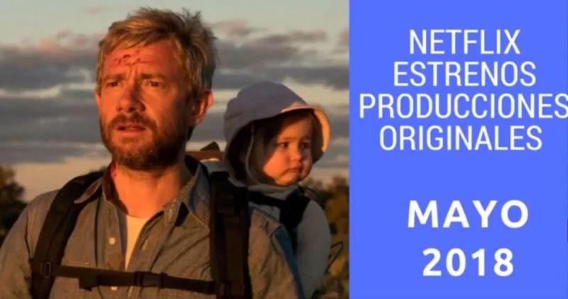 Netflix Mayo de 2018 Producciones Originales - mayo2018-800x422