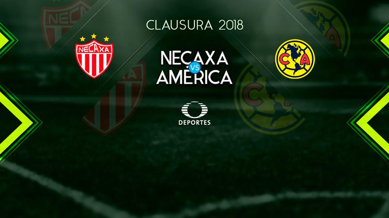 Necaxa vs América, Jornada 14 de Liga MX C2018 ¡En vivo por internet! - necaxa-vs-america-televisa-deportes-clausura-2018