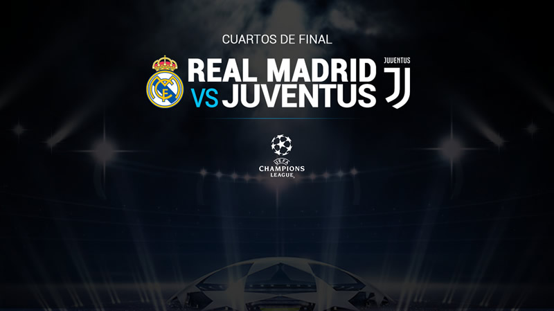 Real Madrid vs Juventus, Champions 2018 ¡En vivo por internet! - real-madrid-vs-juventus-televisa-deportes-2018