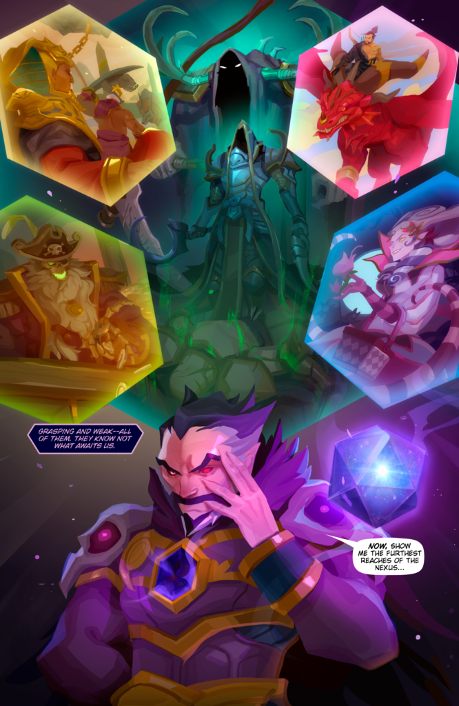 rise of the raven lord page 2 El Ascenso de Lord Cuervo y el Nexo Oscuro llega a Heroes of the Storm