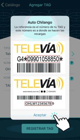 Recargar TAG ahora es posible desde la app de auto chilango ¡adiós filas! - tag-3