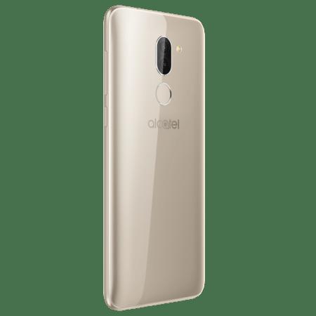 Alcatel presenta en México nuevas series de smartphones: Alcatel 3C, 3X y 5 - alcatel-3x_spectrum-gold