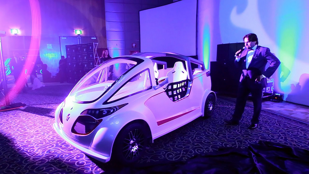 autos electricos empresa mexicana Crea empresa mexicana autos eléctricos que se recargan con corriente domiciliaria