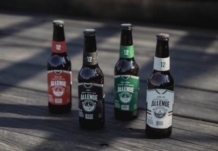 Cervecería Allende lanza una etiqueta especial y se suma a la fiebre del Mundial