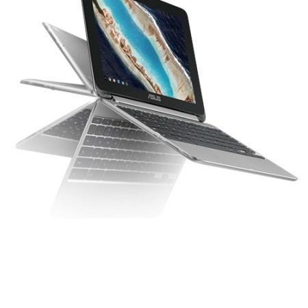 ASUS lanza en México la nueva Chromebook Flip C101