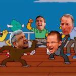 Sólo aquí ¡Los mejores memes del segundo debate presidencial! - descarga-3