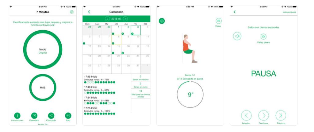 Día de la Madre: 5 apps para las mamás modernas - entrenamiento-de-7-minutos